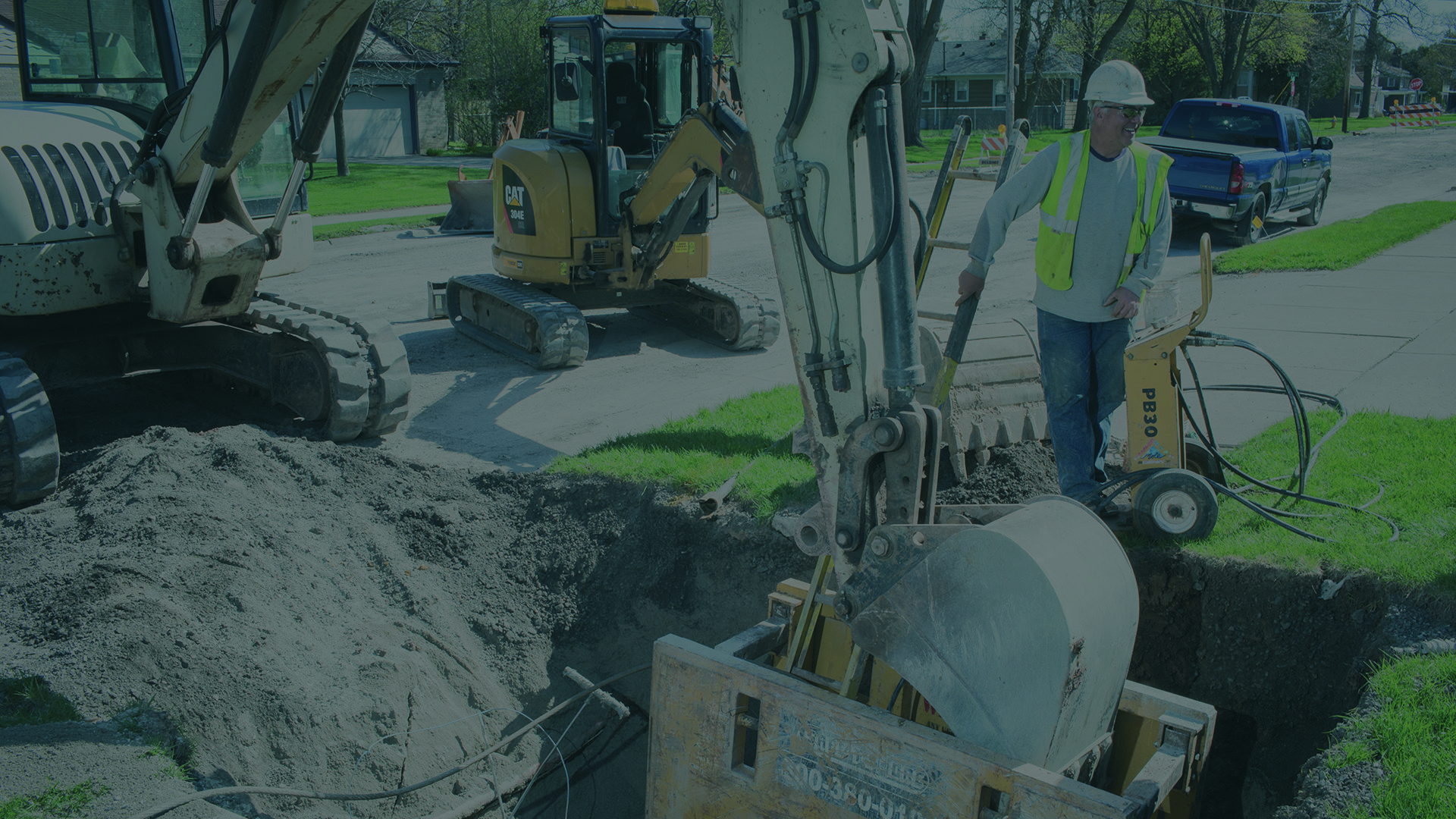 Sewer, Water & Storm Line Repair